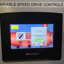 Pump and Motor Control
