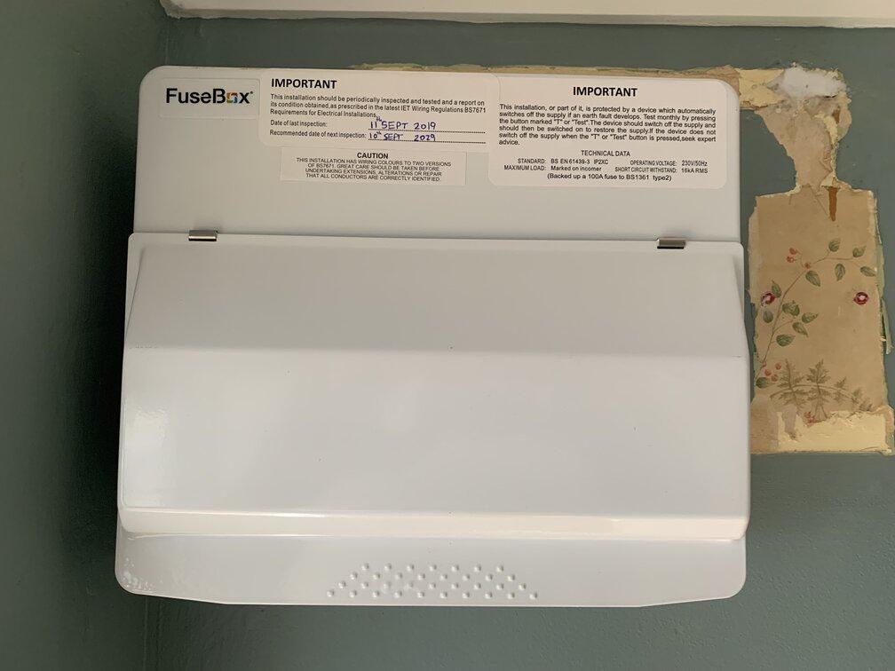New Smart Fusebox